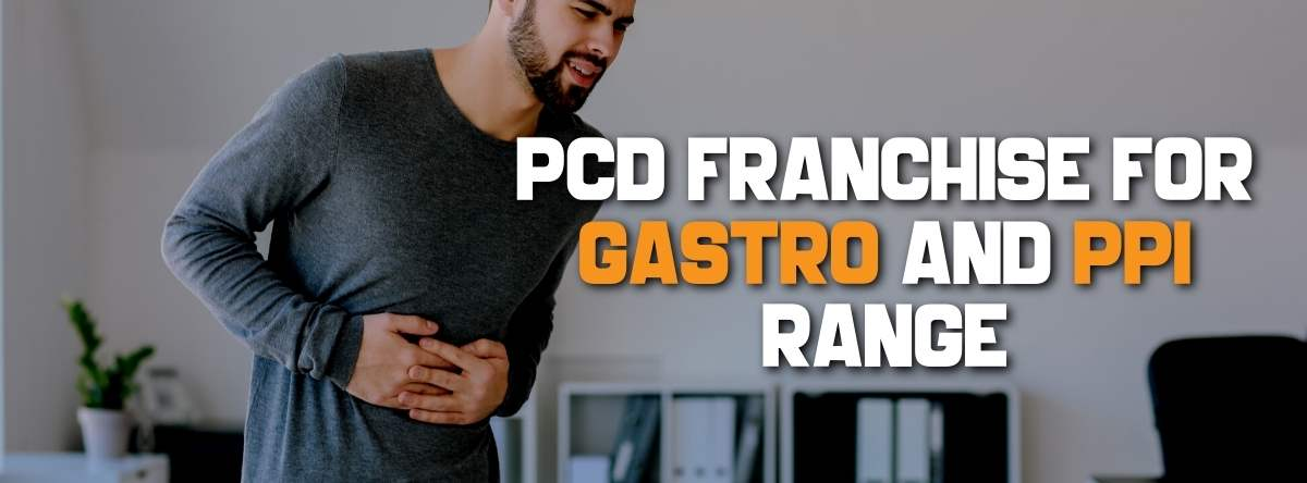 PCD Franchise for Gastro and PPI Range