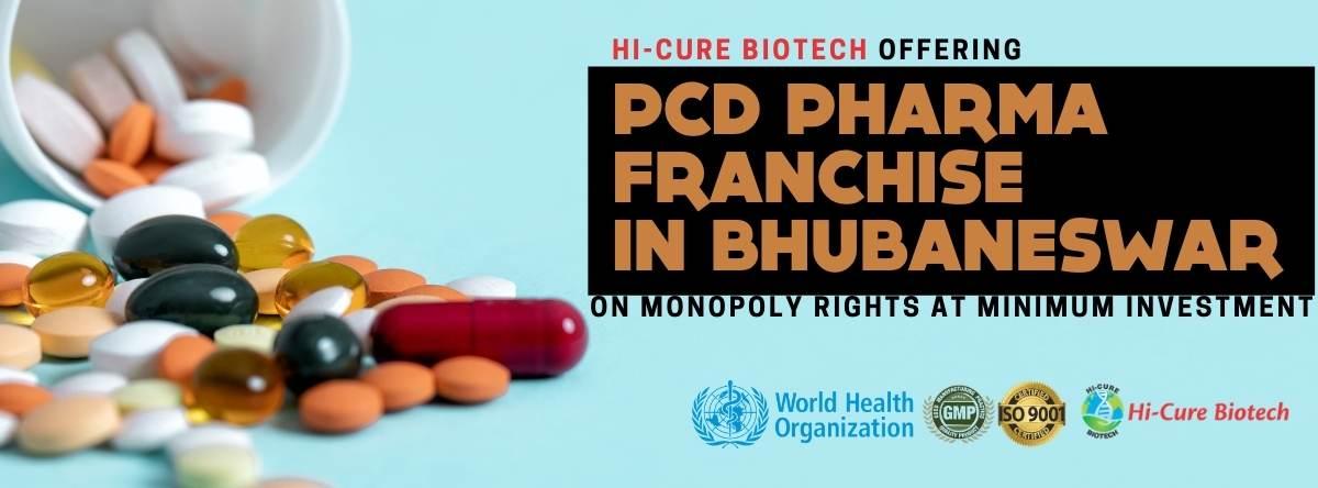 pharma franchise in bhubaneswar