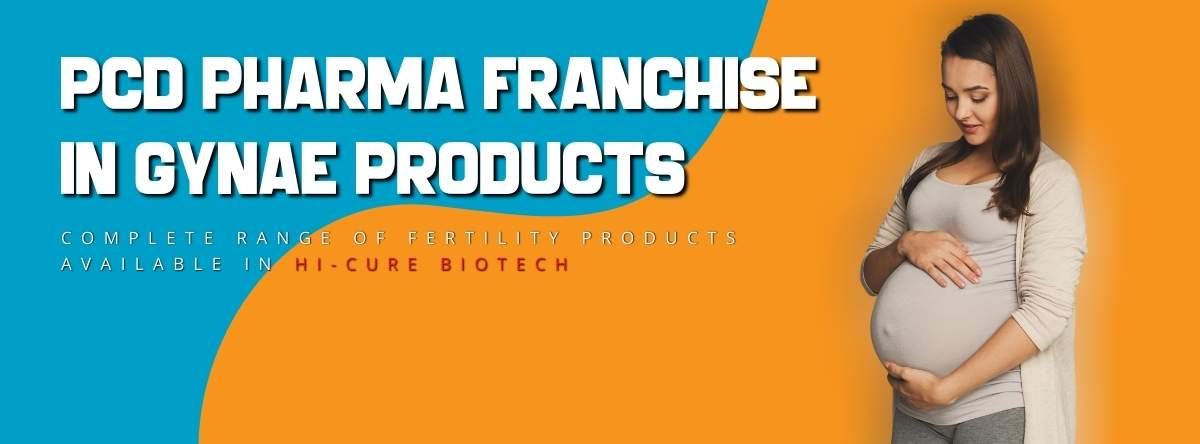 PCD Pharma Franchise For Gynae Products
