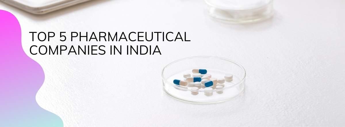 Top 5 Pharma PCD Company In India