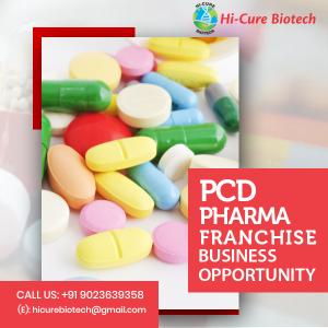 Best PCD Pharma Franchise in Haryana