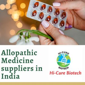 Allopathic Medicine suppliers in India